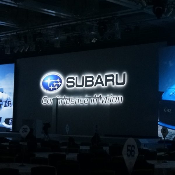 SUBARU ALL STAR & ALL SUBARU AWARD 2013