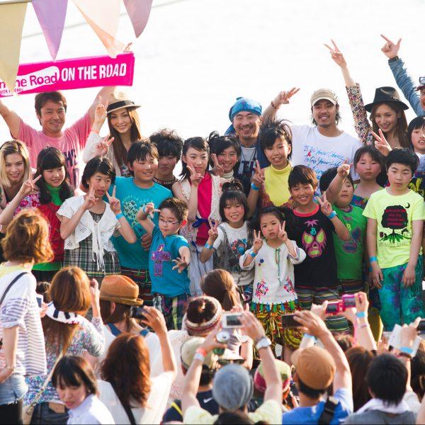 旅祭り・福島キッズファッションショー